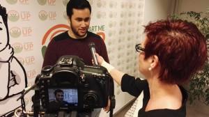 Les jeunes entrepreneurs décrochent la Une